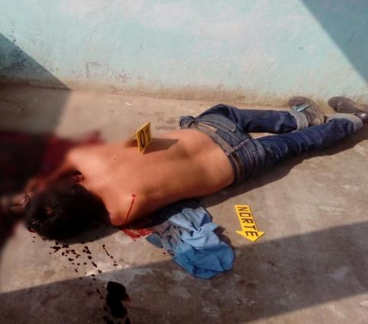 Asesinan a pedradas a sujeto en Matías Romero