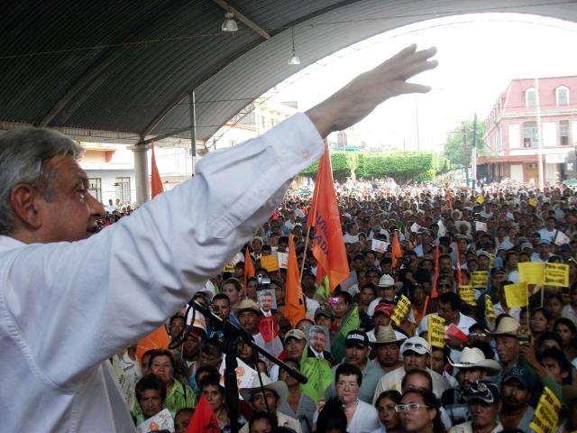 AMLO Matias Romero