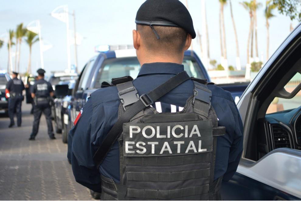 Detiene policía estatal a dos presuntos ladrones
