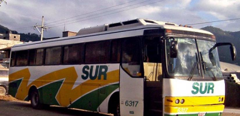 Autobús Sur